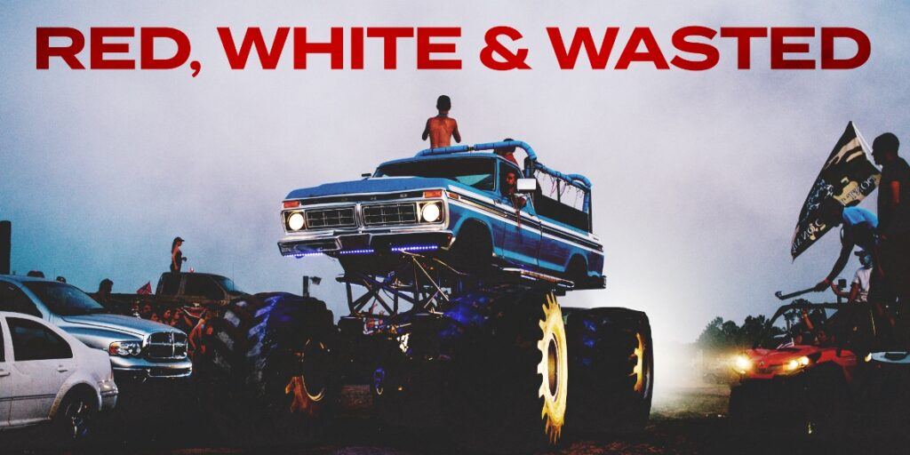 Cult Film RED WHITE & WASTED Coming September