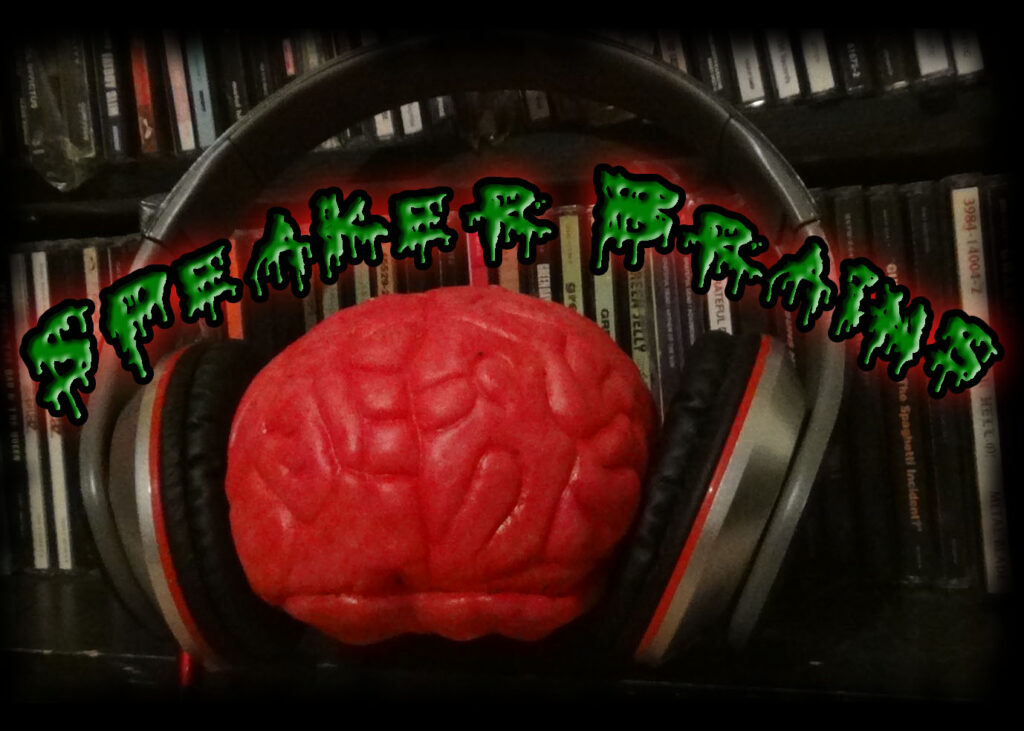 Speaker Brains – Episode 052 – New Marilyn Manson, Korn and Rumahoy!