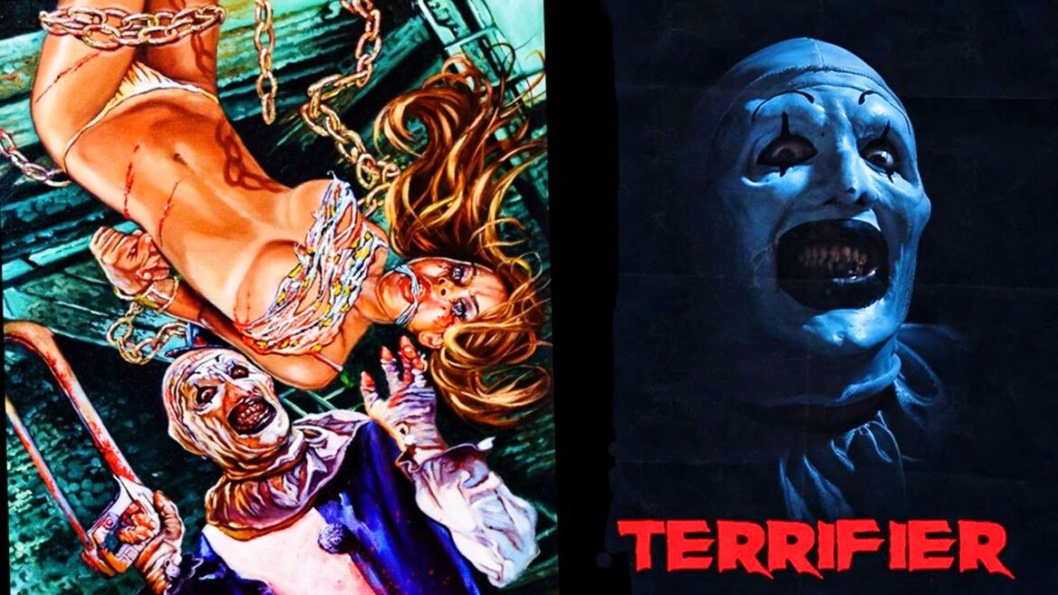 Anthony T's Horror Show – Episode 48 – TERRIFIER Interviews