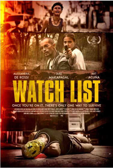 Uncork'd Entertainment Releasing WATCH LIST