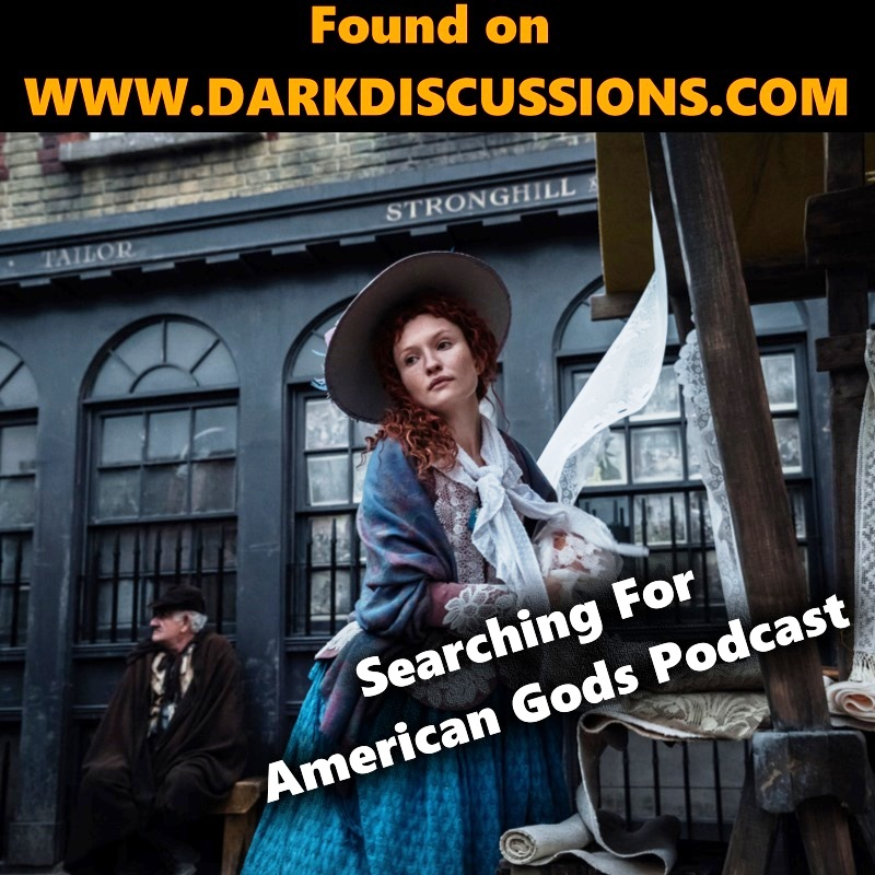 Searching For American Gods Podcast – Episode S01 – Wrap Up Discussion