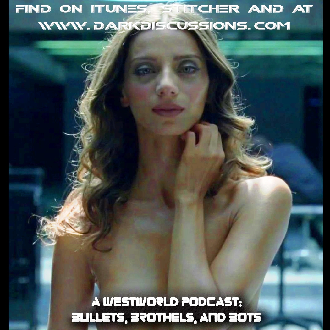 Bullets, Brothels, & Bots:: A Westworld Podcast – Episode – s1e8 – Trace Decay