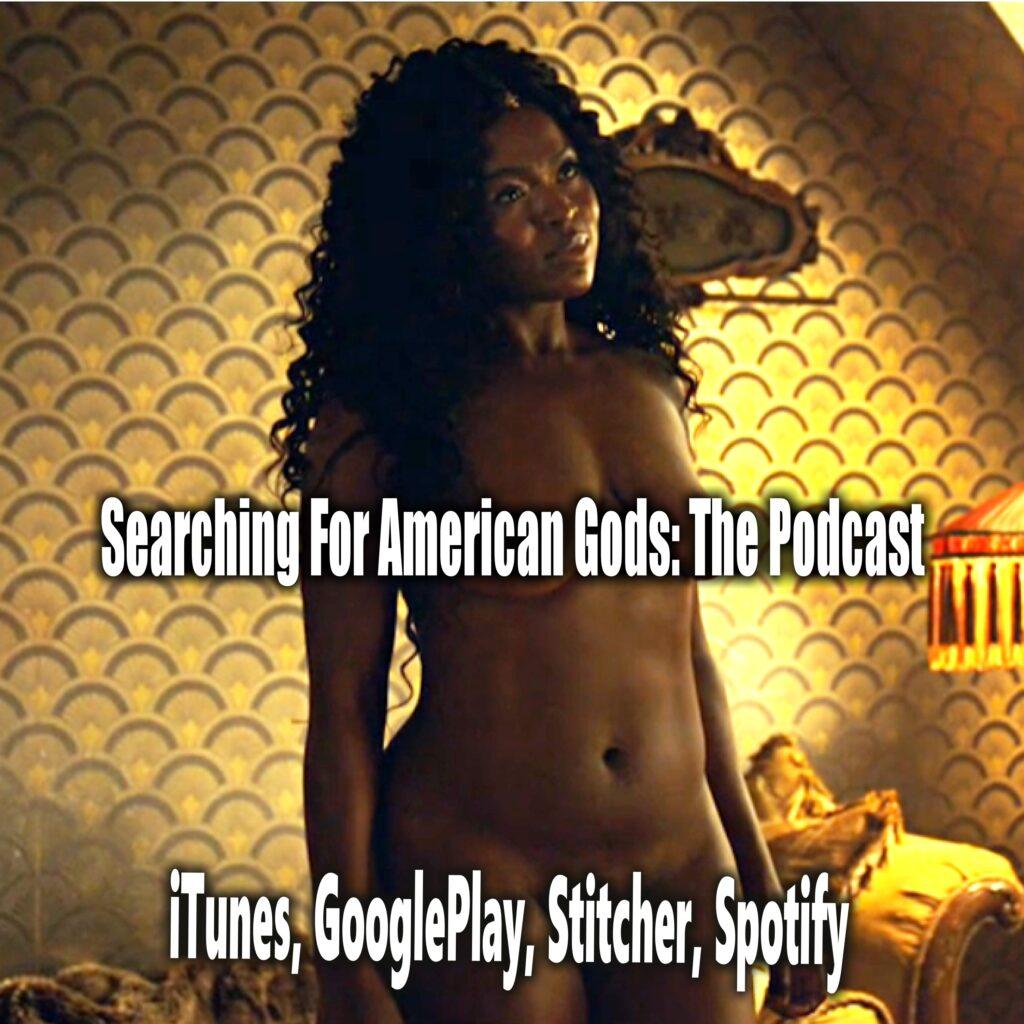 Searching For American Gods Podcast – Episode S02E03 – Muninn