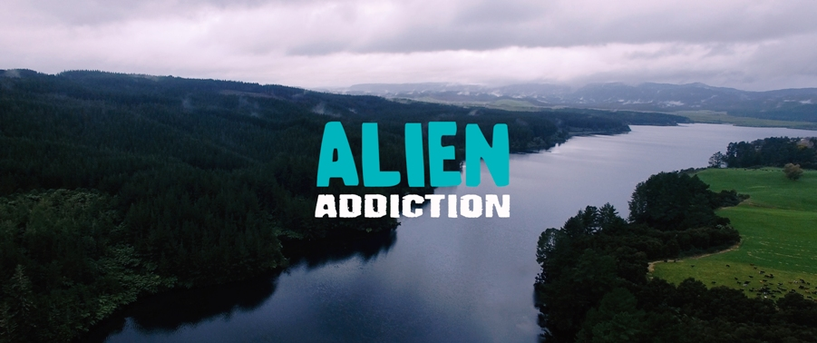 ALIEN ADDICTION Coming September 29