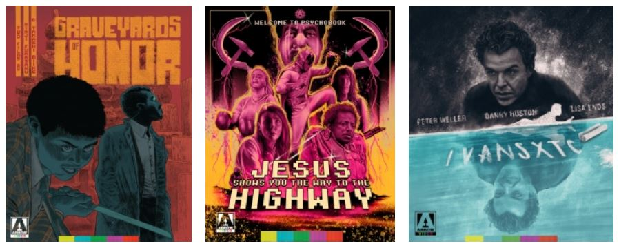Arrow Video September Releases