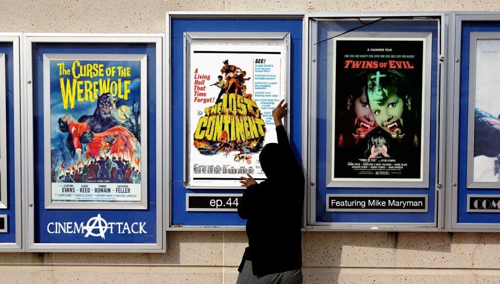 Cinema Attack – Episode 44: Hammer Horror
