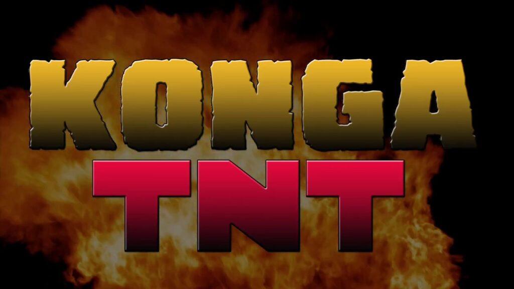 KONGA TNT Blu-Ray Coming From SRS Cinema