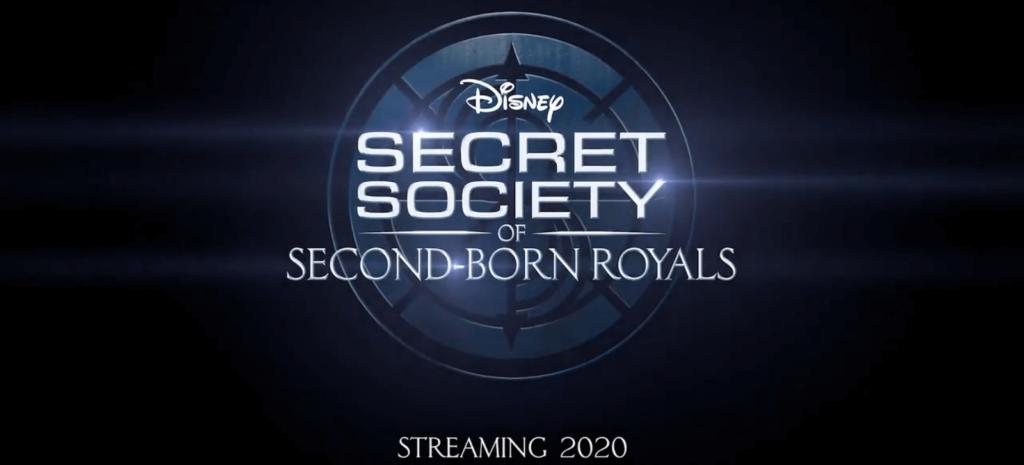 Disney+ Releases SECRET SOCIETY OF SECOND-BORN ROYALS