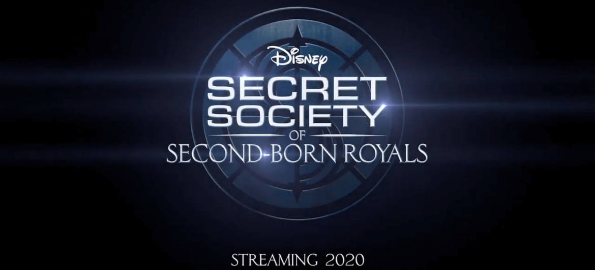 Disney+ Releases SECRET SOCIETY OF SECOND-BORN ROYALS