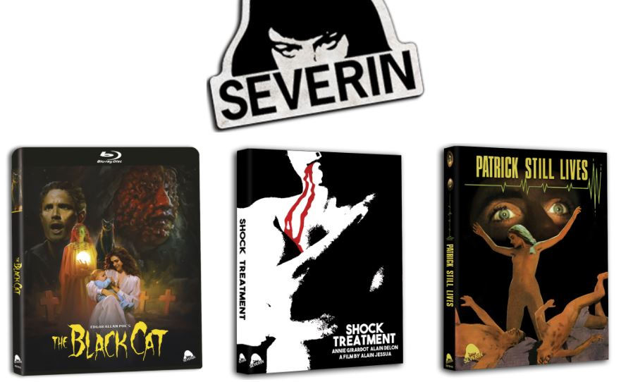 Severin Announces Halloween Releases