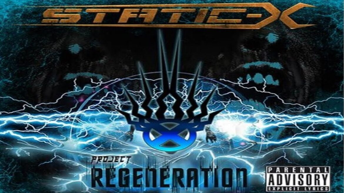 Speaker Brains – Episode 053 – Static X Project Regeneration Review