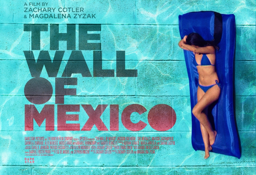THE WALL OF MEXICO Arrives Mid-September