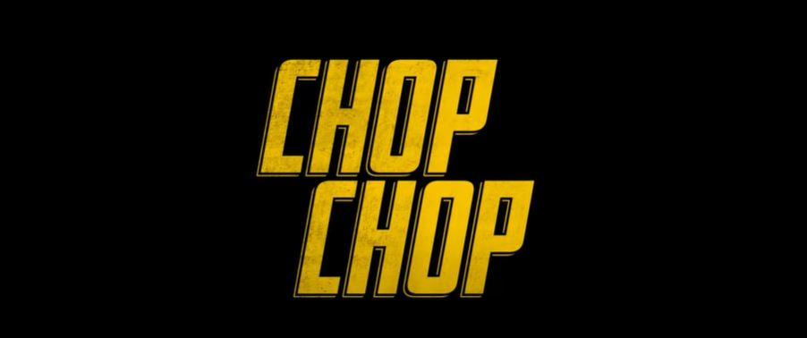 CHOP CHOP arrives October 20th