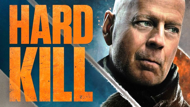 HARD KILL Special Drive-In Screening Sponsored by Reign