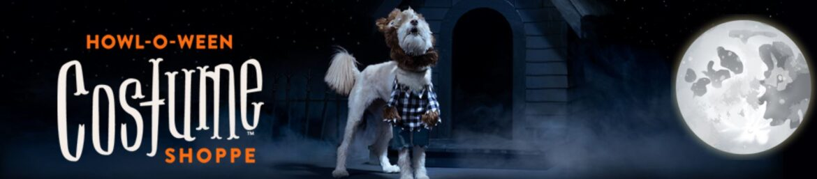 Frightfully Fun New PetSmart® Halloween Costumes