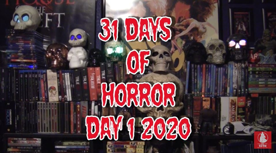 The 13th Wolfman – 31 Days of Horror Day 1 2020 Video – THE HUNT (2020)