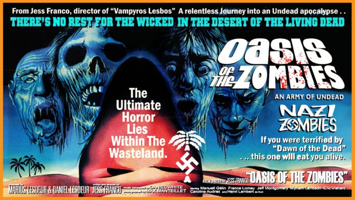 The 13th Wolfman – 31 Days of Horror Day 22 2020 – Oasis of the Zombies (1982)