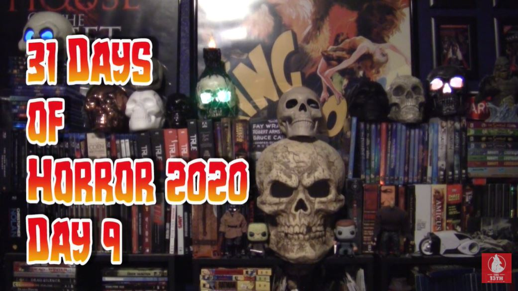 The 13th Wolfman – 31 Days of Horror Day 9 2020 Video – Bloody Moon (1981)