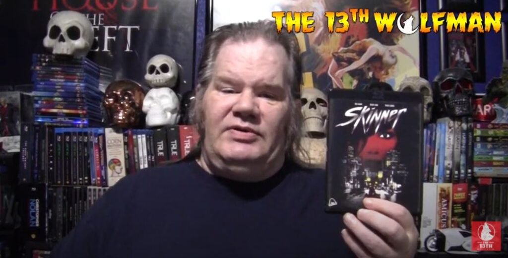 The 13th Wolfman – 31 Days of Horror Day 16 2020 – SKINNER (1993)