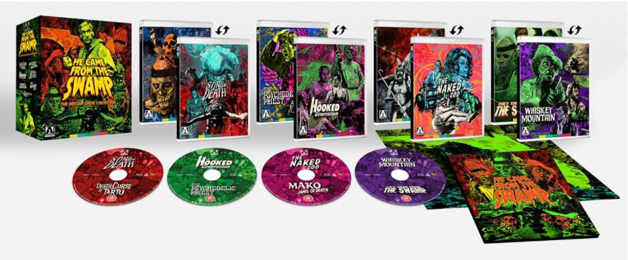 Arrow Video US – November 2020 Release Schedule