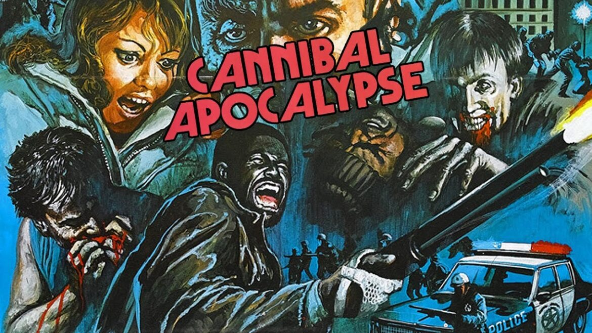 The 13th Wolfman – 31 Days of Horror Day 29 2020 – CANNIBAL APOCALYPSE (1980)