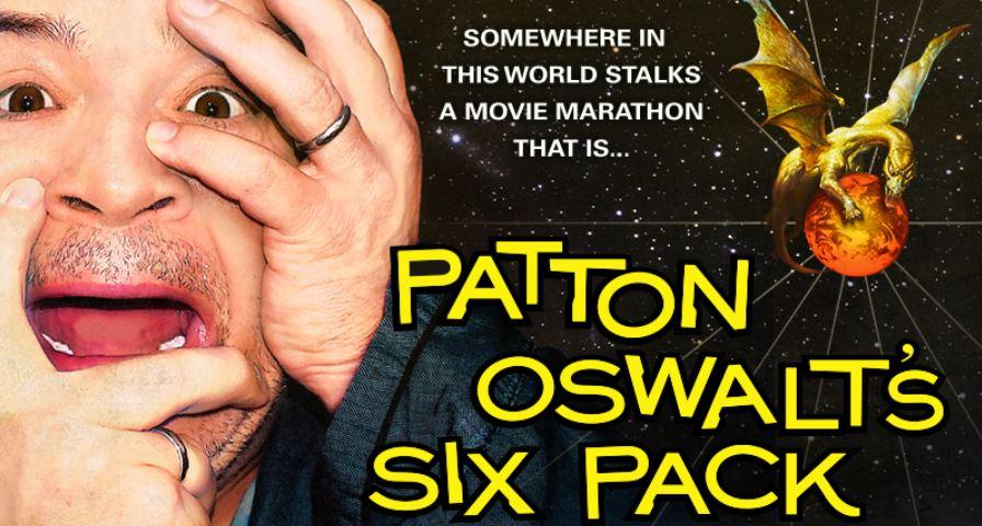 Shout! Factory TV – Nov. 7th – Patton Oswalt's B-movie Marathon
