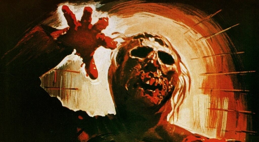 The 13th Wolfman – 31 Days of Horror Day 27 2020 – BURIAL GROUND (1981)