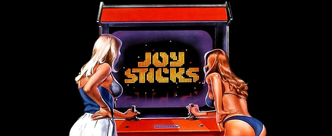It's Not Horror Podcast – Episode 024 – JOYSTICKS (1983)