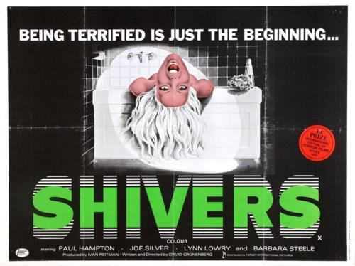 The 13th Wolfman – 31 Days of Horror – Day 31 – 2020 – SHIVERS (1975)