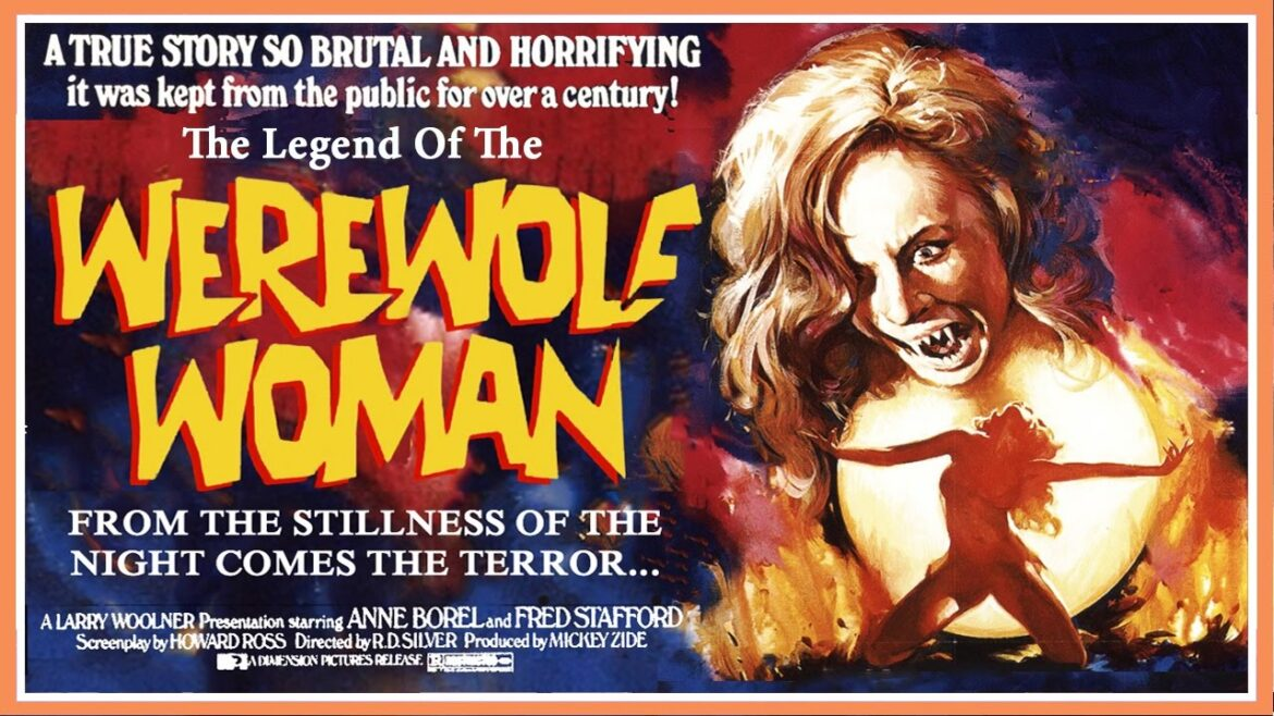 The 13th Wolfman – 31 Days of Horror Day 18 2020 – WEREWOLF WOMAN (1976)