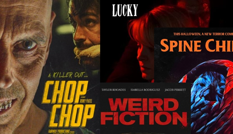 Anthony T's Horror Show – Episode 053 – CHOP CHOP (2020), SPINE CHILLER (2020), & Others