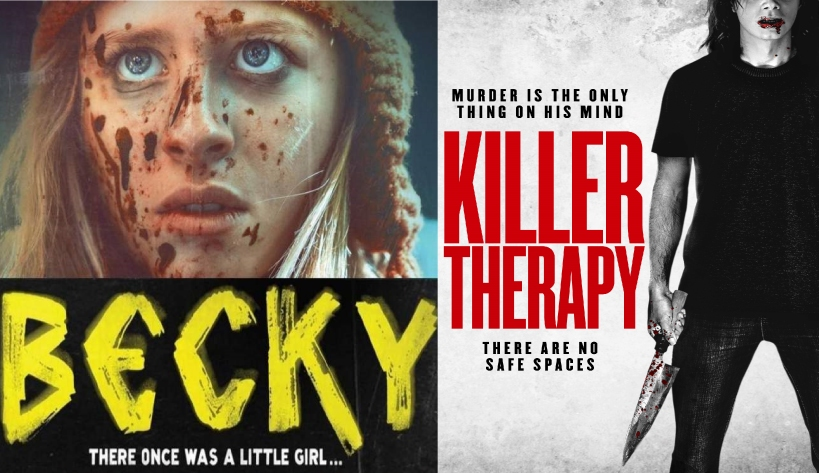 Reviews From the Horror Show: BECKY (2020) & Killer Therapy (2020)