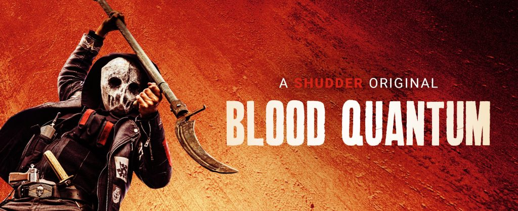 Beyond the Screams Podcast – BLOOD QUANTUM (2020)