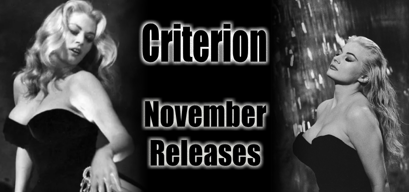 Criterion November 2020 Releases – Cult Classics