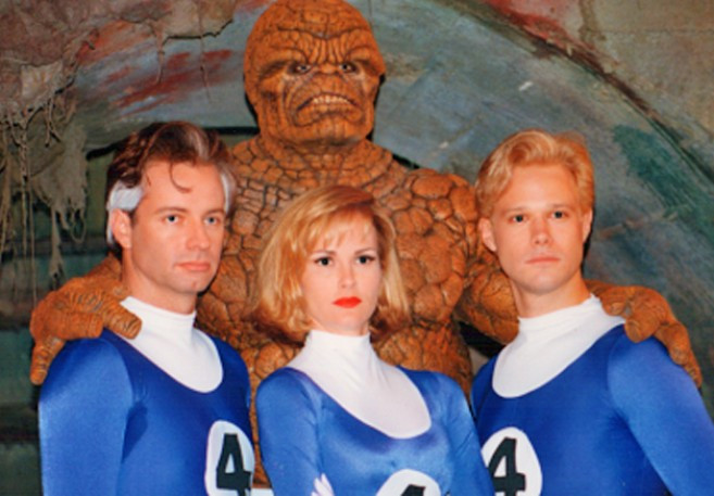 Is It Really That Bad Movie Podcast – Episode 001 – FANTASTIC FOUR (1994)