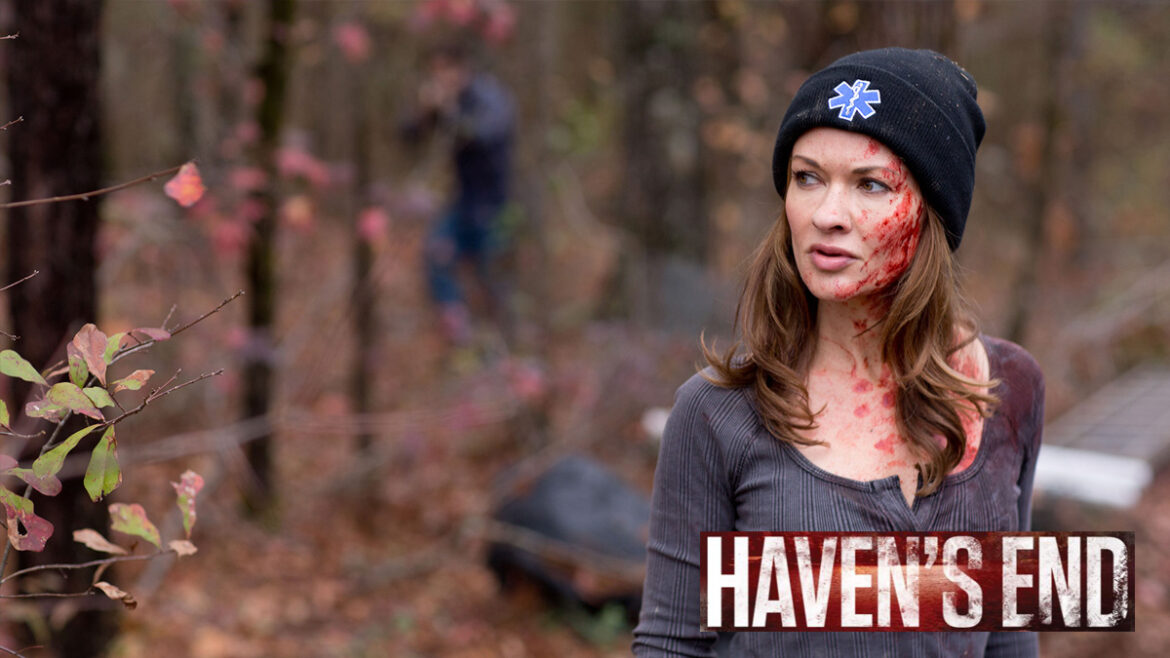 HAVEN'S END Now on Disc and VOD