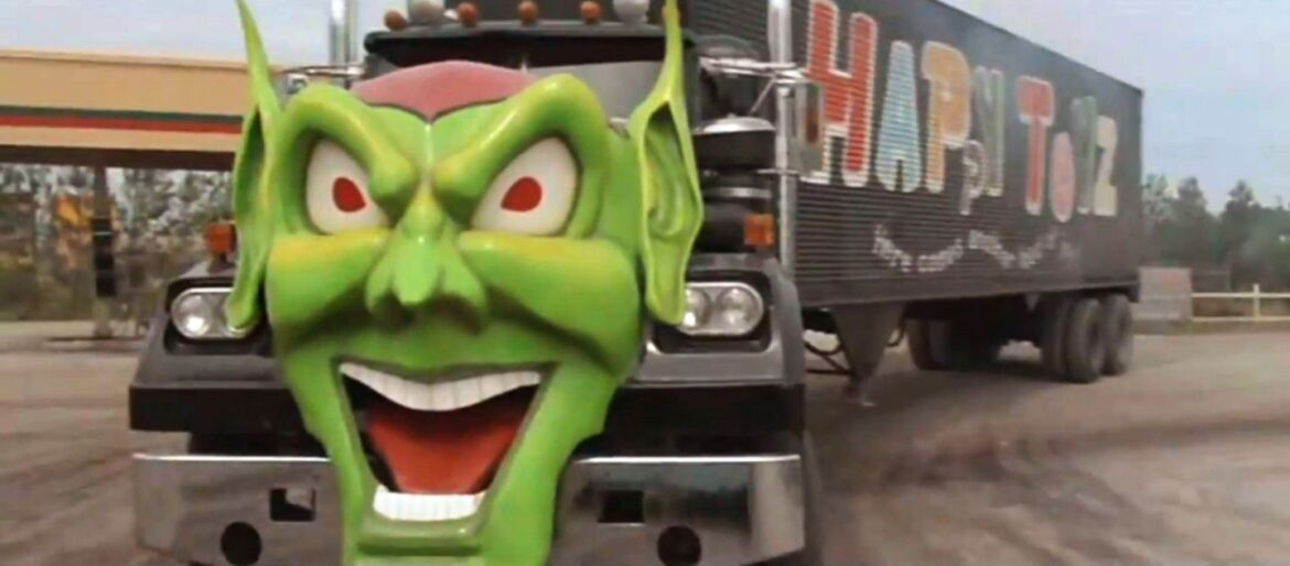 NFW Podcast – Episode 350 – MAXIMUM OVERDRIVE (1986)