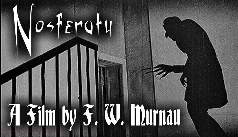 Oh the Horror Movie Reviews: NOSFERATU (1922)