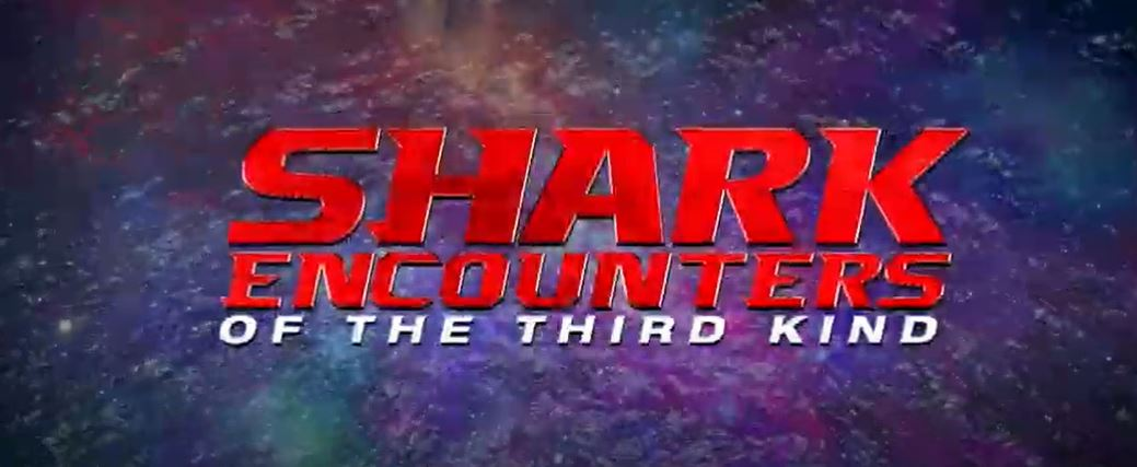 SHARK ENCOUNTERS OF THE THIRD KIND Arrives on VOD