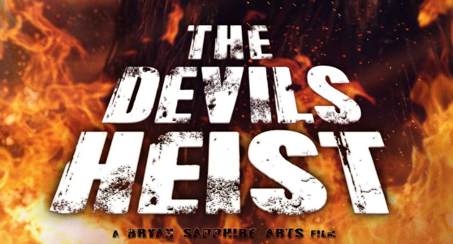 THE DEVIL'S HEIST Arrives Dec. 8 on VOD