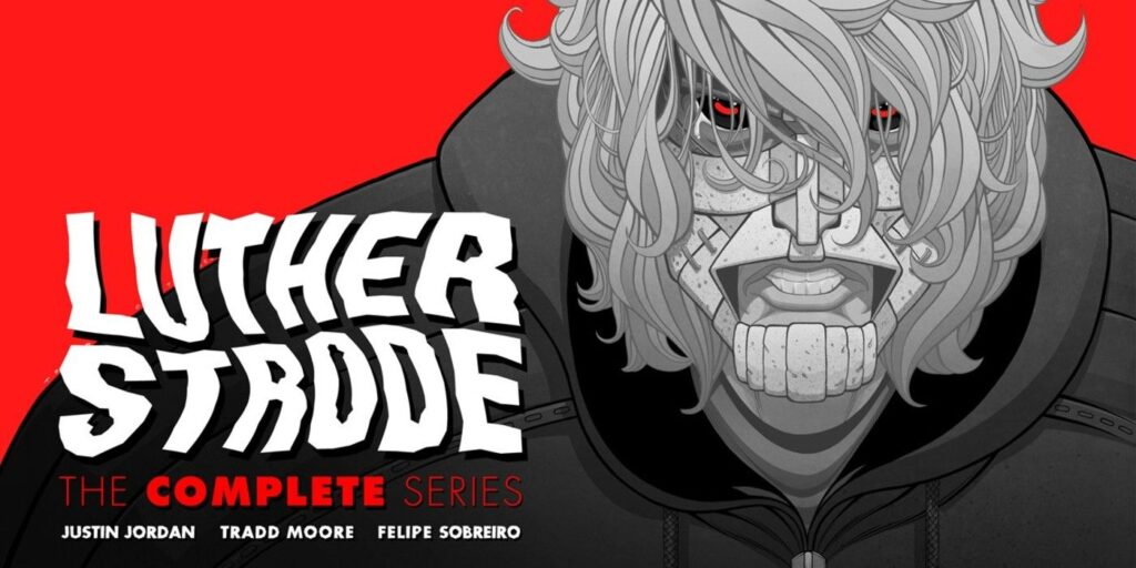 Image Comics' THE STRANGE TALENT OF LUTHER STRODE Coming to Feature Film