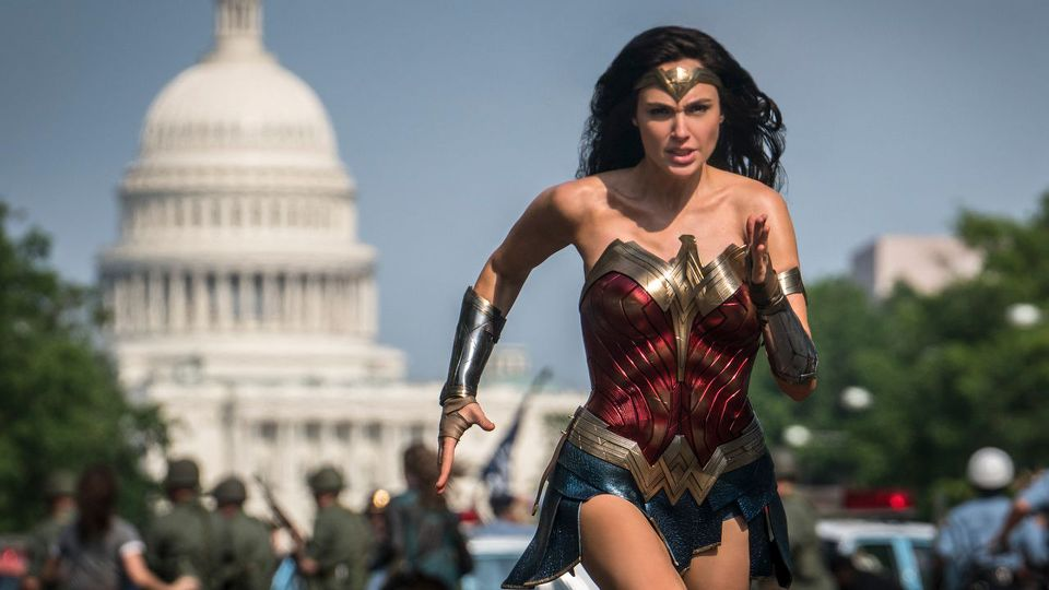 Wonder Woman 1984 in Theaters and on HBO Max December 25