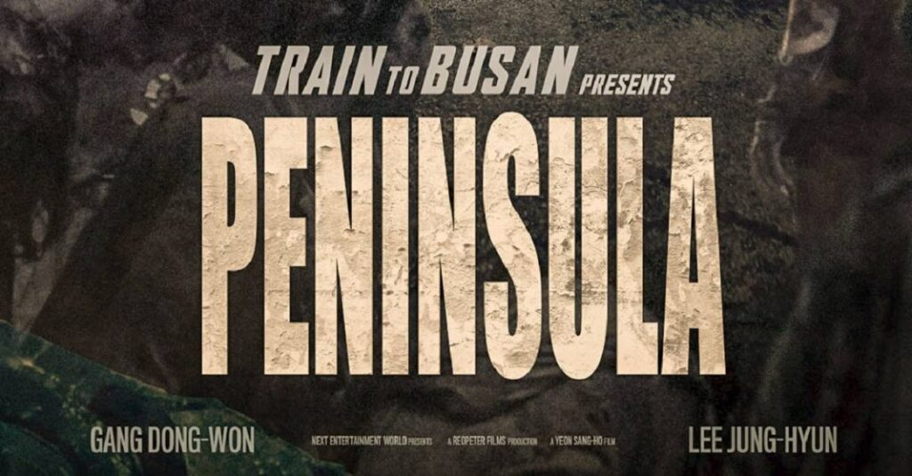 His and Hers Movie Podcast – Episode 031 – PENINSULA (2020)