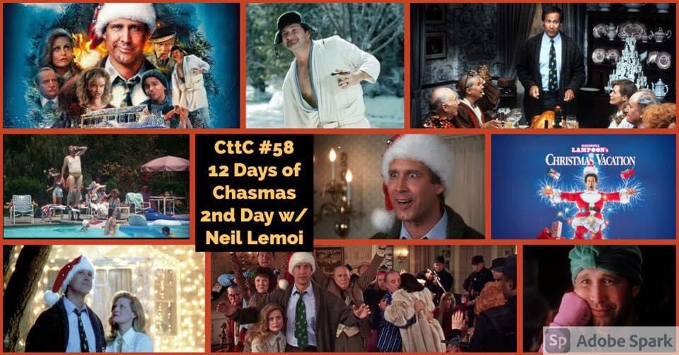 Cut to the Chase – Episode 058 – CHRISTMAS VACATION (1989)