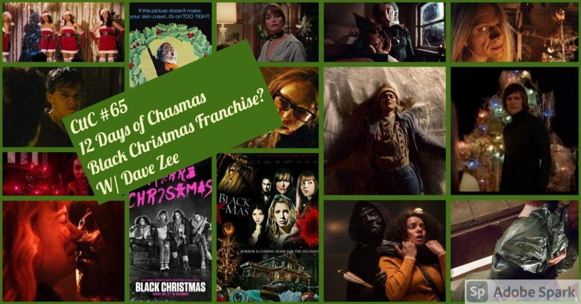 Cut to the Chase – The Black Christmas Films