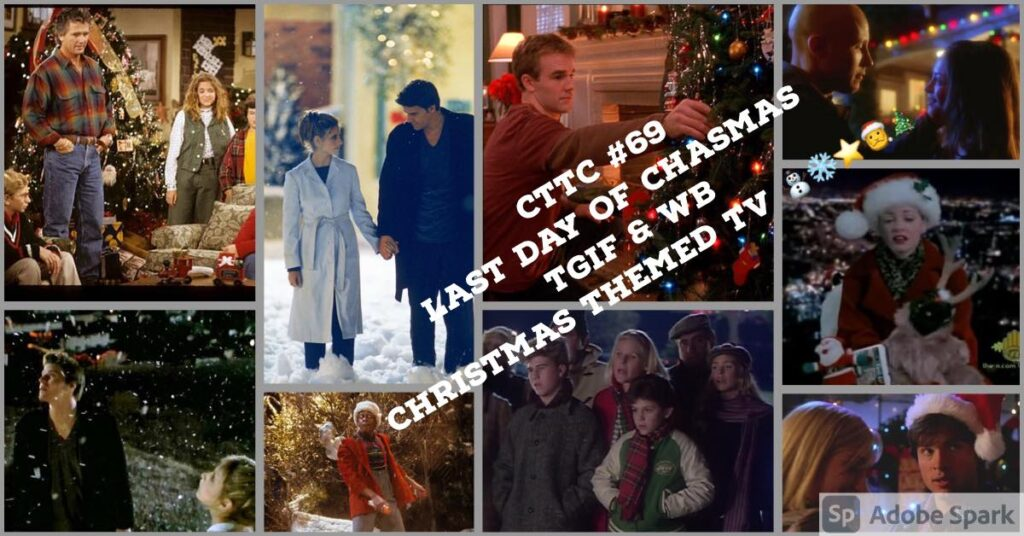 Cut To The Chase – Christmas TV Special
