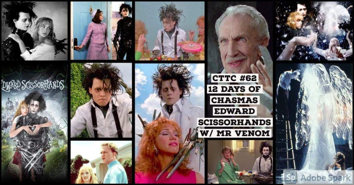 Cut to the Chase – EDWARD SCISSORHANDS (1990)