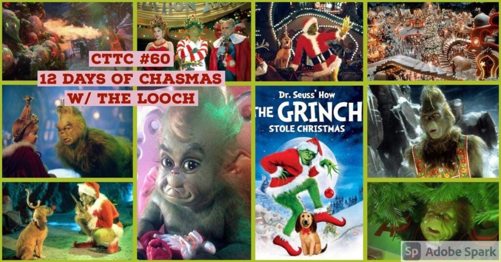 Cut to the Chase – HOW THE GRINCH STOLE CHRISTMAS (2000)