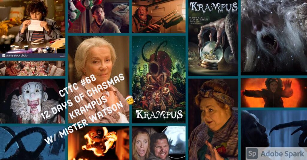 Cut To The Chase – KRAMPUS (2015)