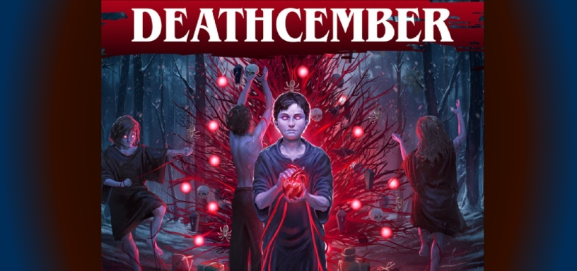 24 Stories Of Terror DEATHCEMBER Is Now Available!